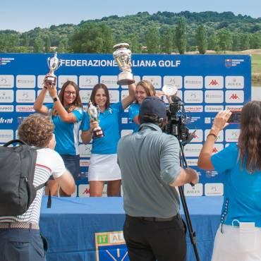 Benedetta Moresco vince il Campionato Nazionale Femminile